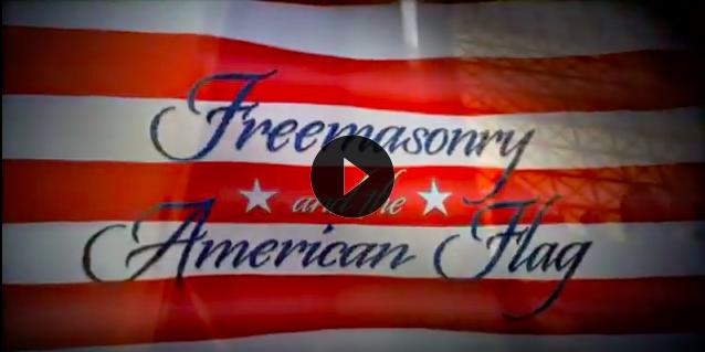 Freemasonry and the American Flag