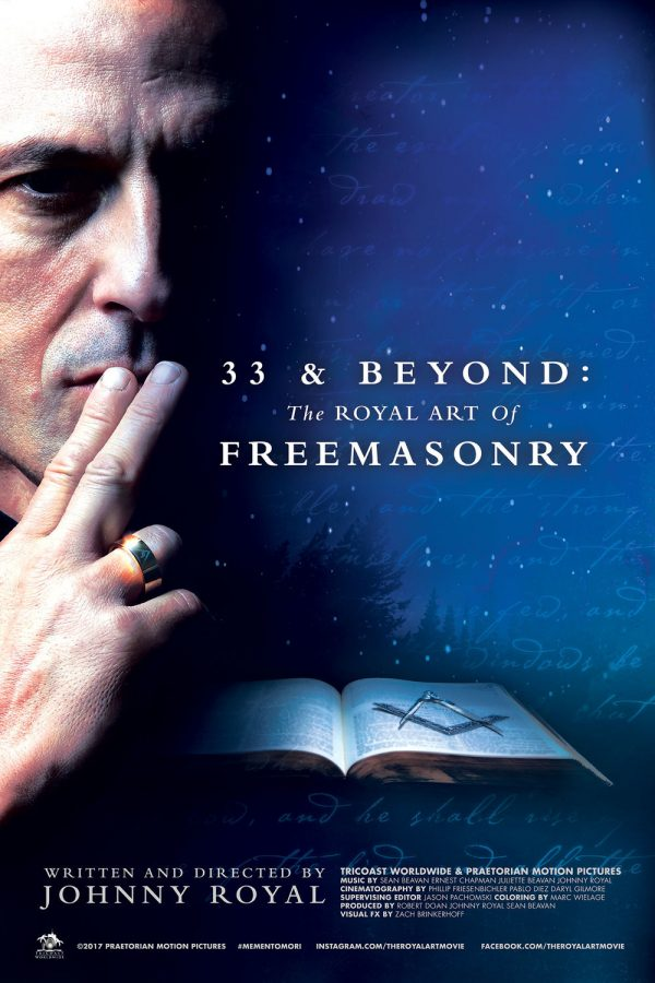 33 & Beyond: The Royal Art of Freemasonry poster