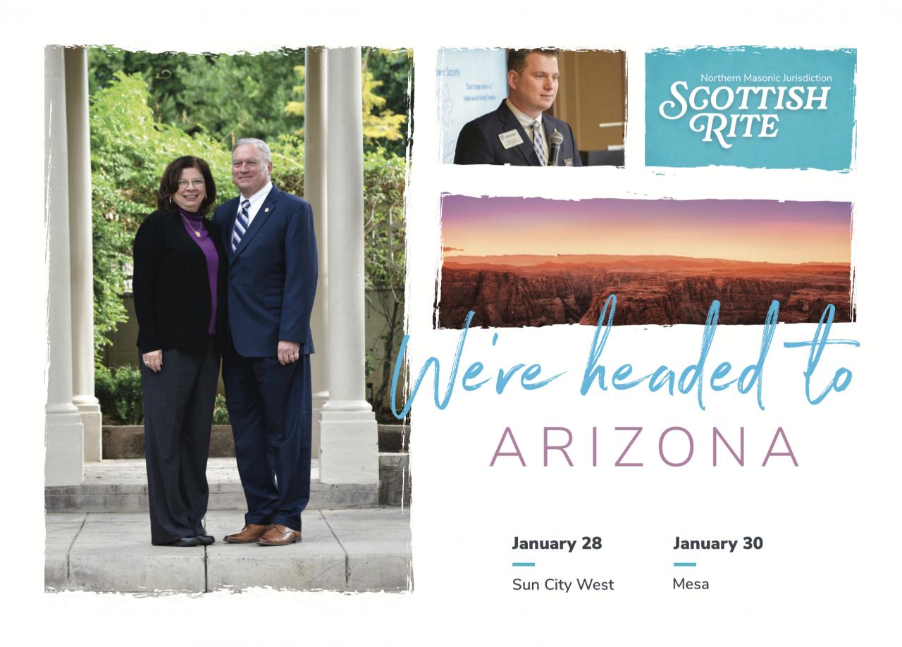 Arizona 2020 Postcard