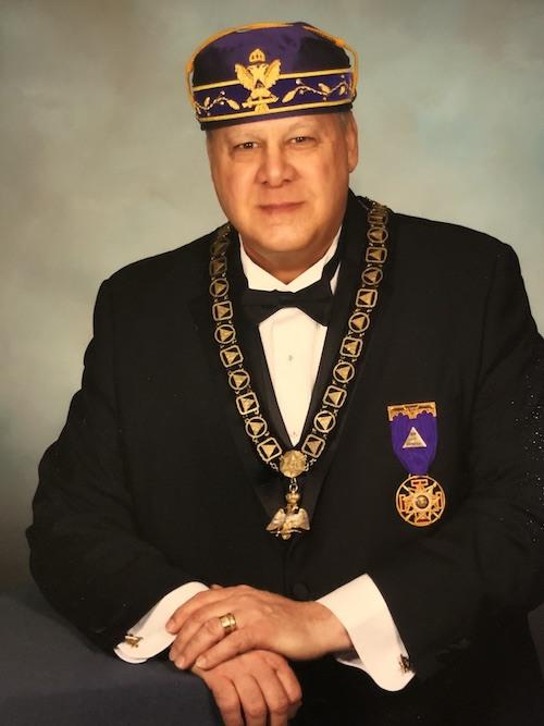 Ill. Douglas R. Policastro, 33°