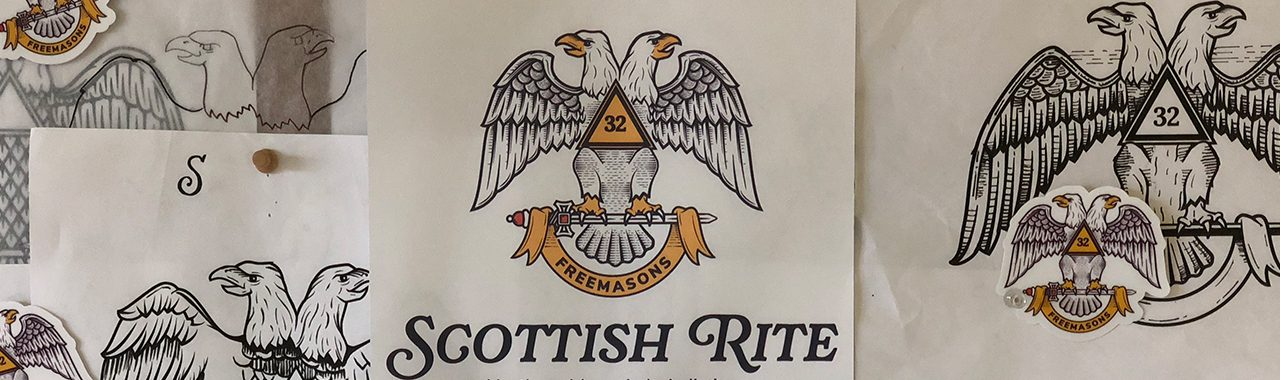 Scottish Rite NMJ Brand Identity