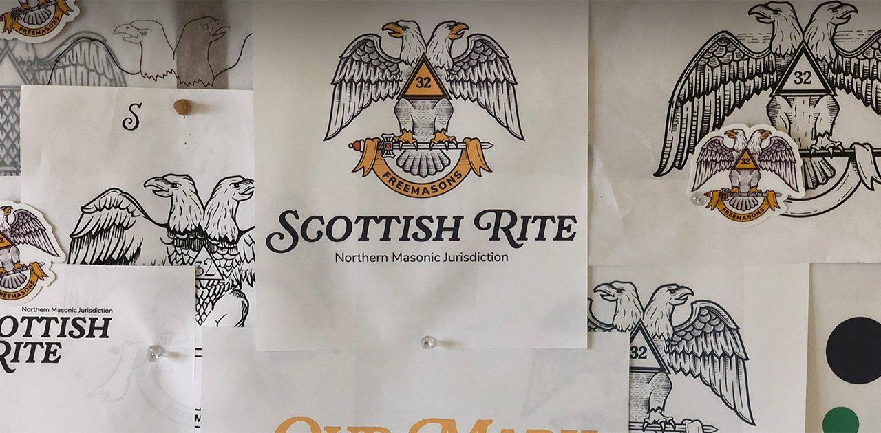 Scottish Rite NMJ Brand