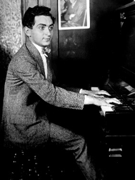 At 18 years old, Irving Berlin landed his first music publishing job with the Harry Von Tilzer Company. Courtesy of Life Magazine imaged.