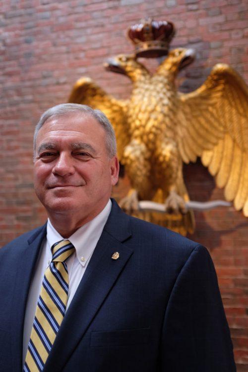Sovereign Grand Commander David Glattly