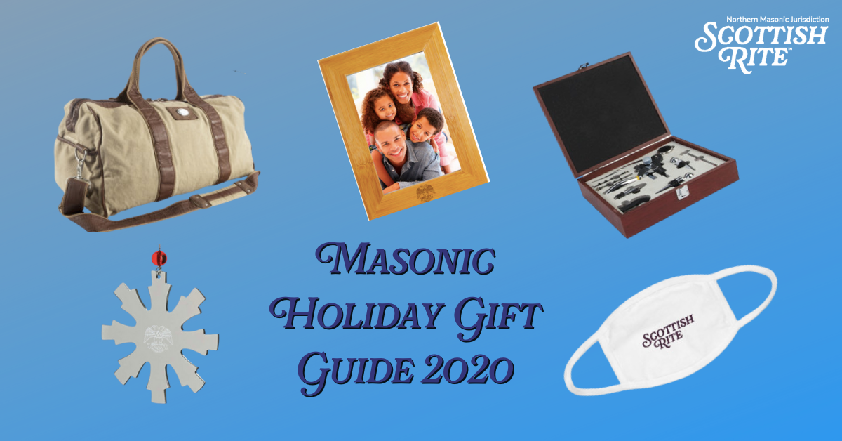 Masonic Gifts for the Holidays