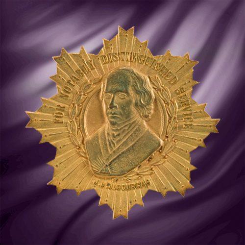 Scottish Rite Gourgas Medal