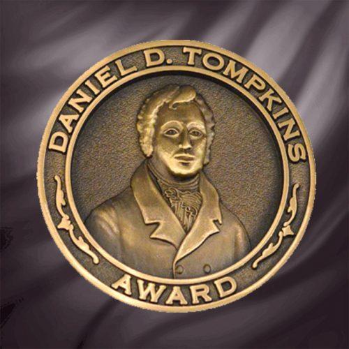 Daniel Tompkins Medal For Distinguished Service