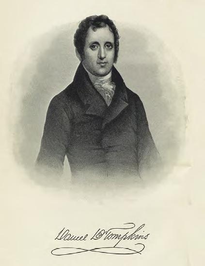 Daniel Decius Tompkins