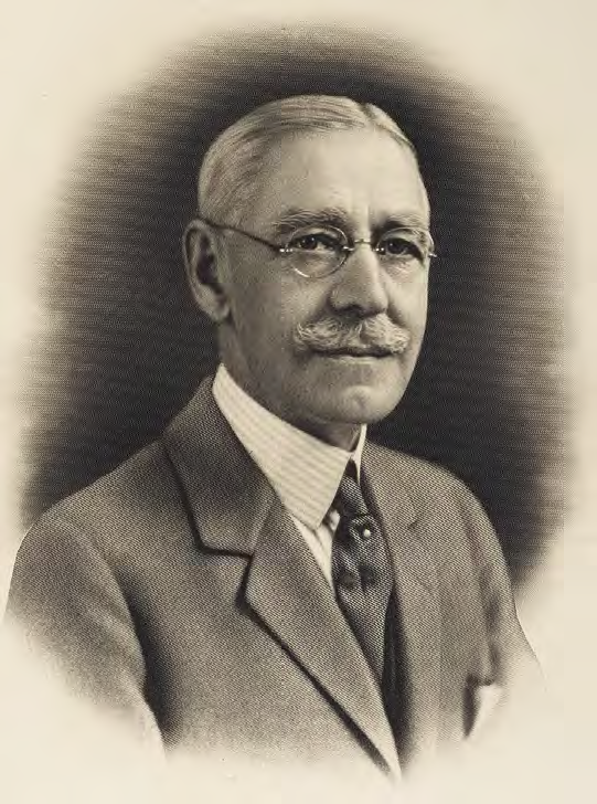 Frederic Beckwith Stevens