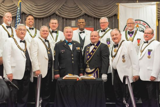 Pennsylvania's Council of Deliberation held at Valley Forge