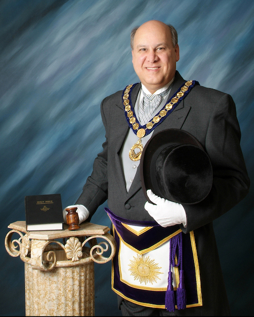 Ill. Douglas R. Policastro, 33°, Grand Master of the Grand Lodge of New Jersey