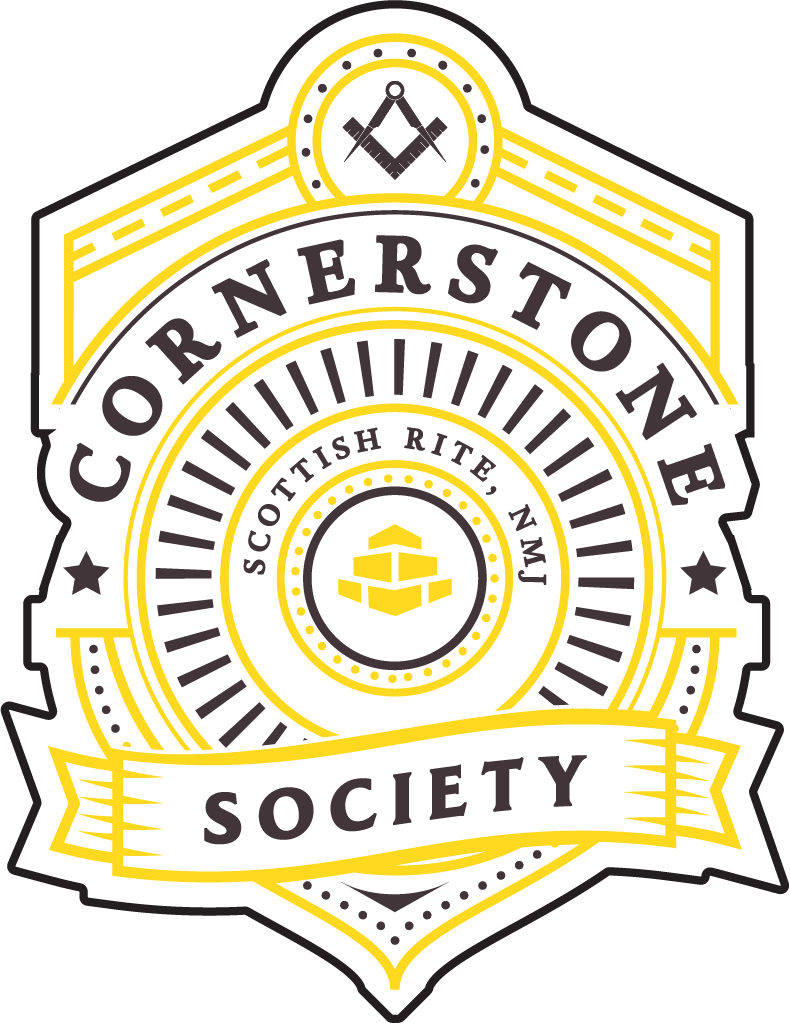 Cornerstone Society Pin