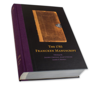 The 1782 Francken Manuscript Hardcover