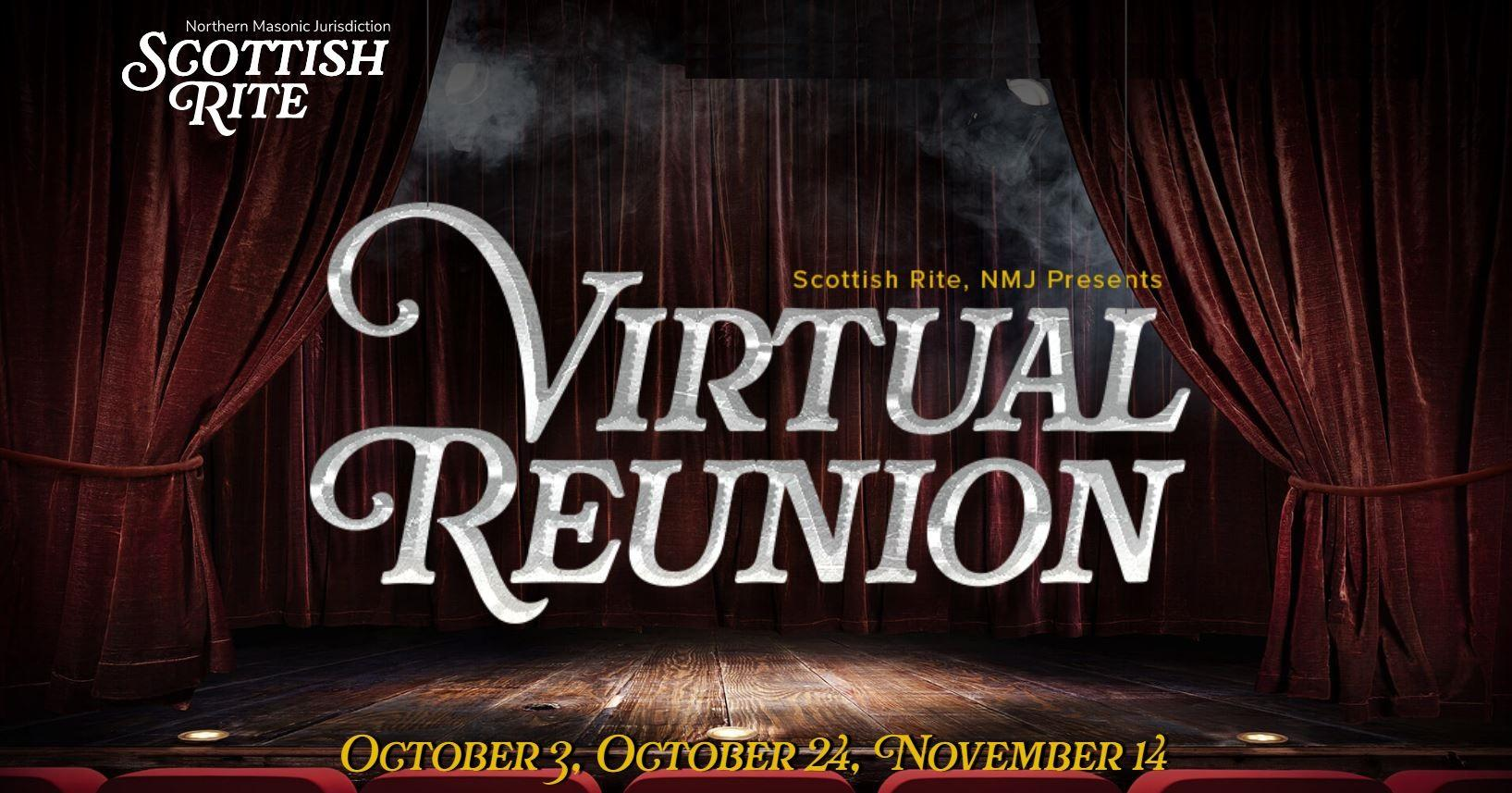 Fall Virtual Reunions