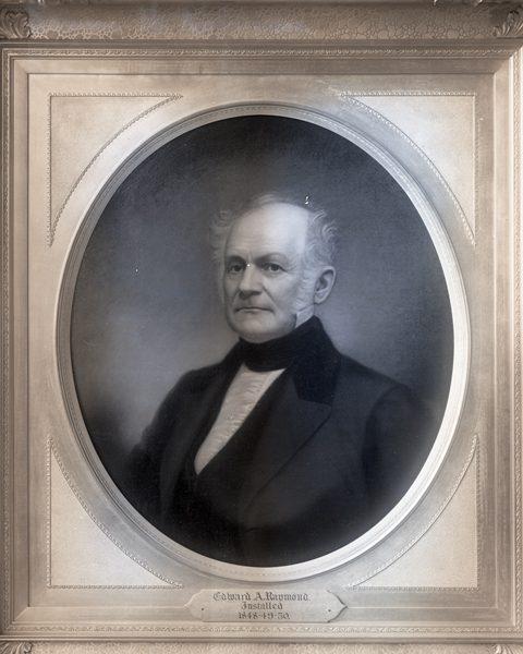 Edward Asa Raymond