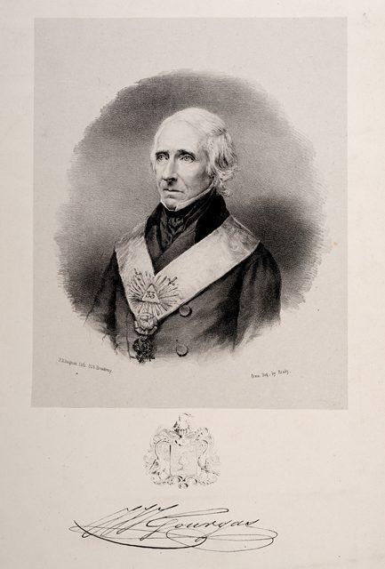 John James Joseph Gourgas