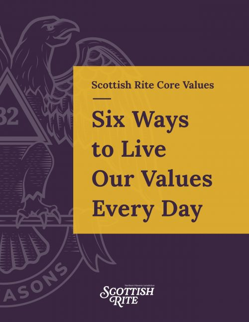 SR Core Values Cover