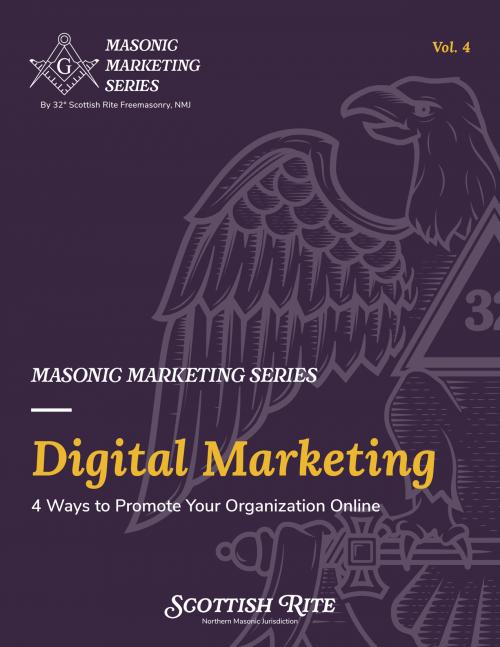 SR Masonic Marketing Series 4 Ways Ebook Cover Final