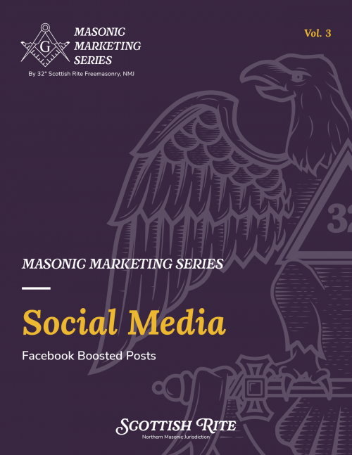 SR Masonic Marketing Series Boosted Post Ebook Cover Final