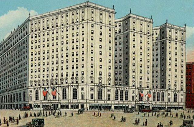 Former Supreme Council Headquarters in Statler Building