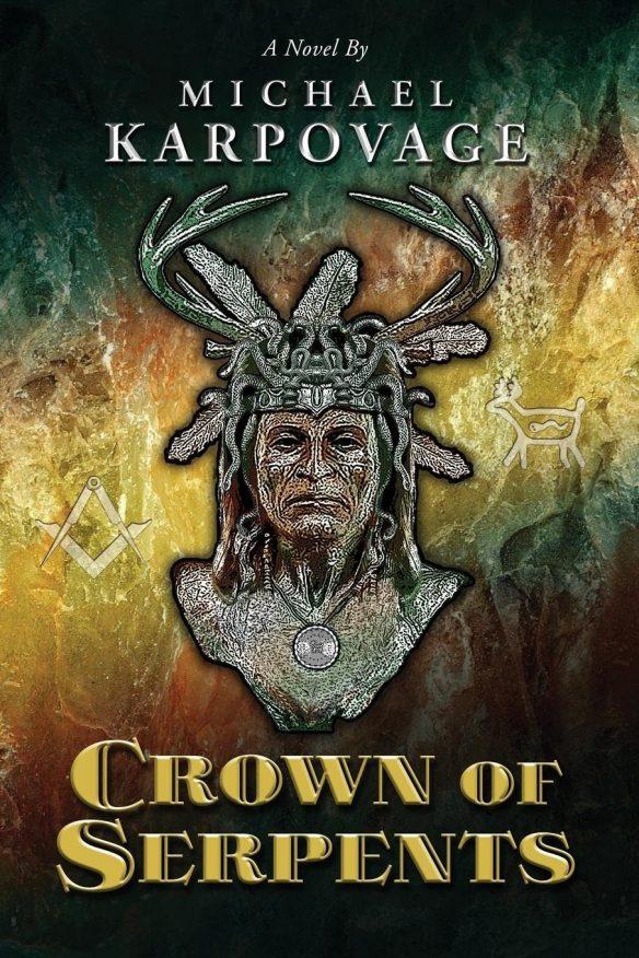 Crown of Serpents by Michael Karpovage