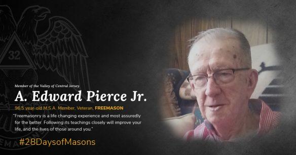 A  Edward Pierce Jr Apostrophe