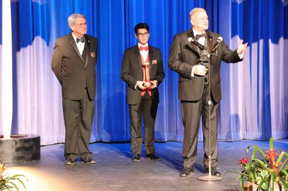 Scottish Rite, NMJ Wins Grand Master's Golden Gavel Award