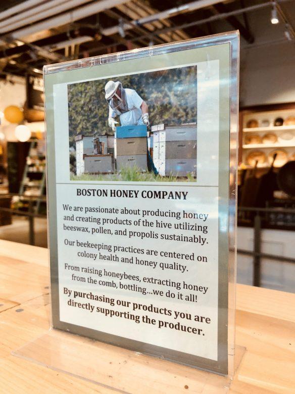 Boston Honey Company mission