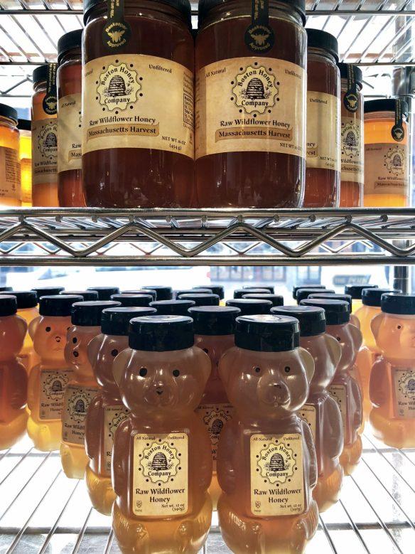 Honey from Boston Honey Company