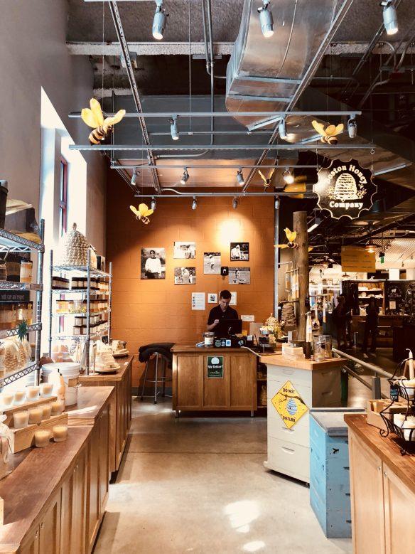 Boston Honey Company store