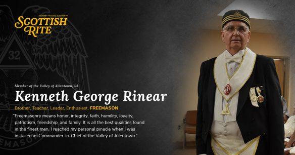 Kenneth George Rinear Fix