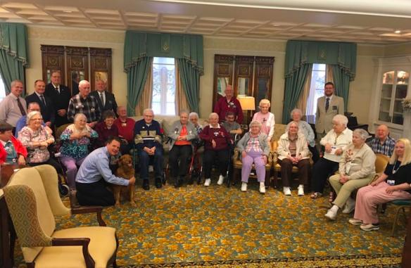 Masonic Pathways continuing care retirement community