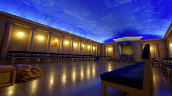 Freemasons Hall in Copenhagen, Denmark