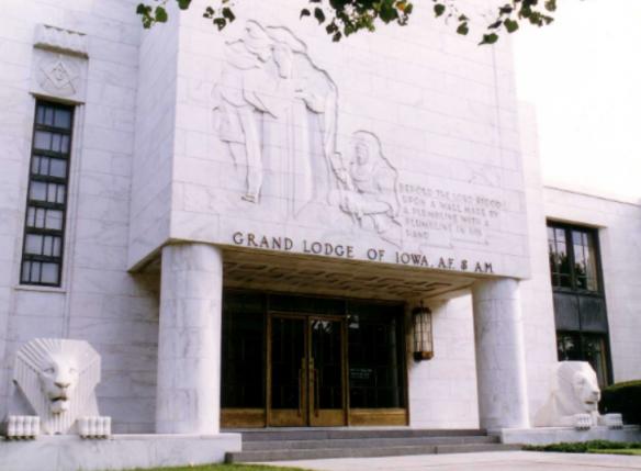 Grand Lodge of Iowa Masonic Library and Museum