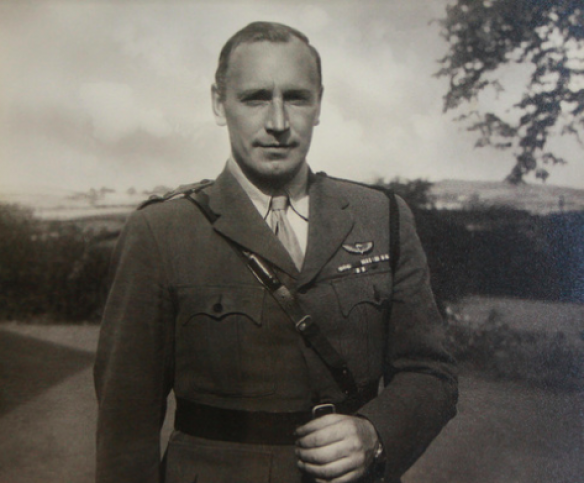 "Lt Col. Robert Blair 'Paddy"" Mayne"