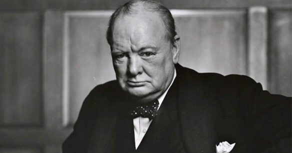 Winston Churchill fb