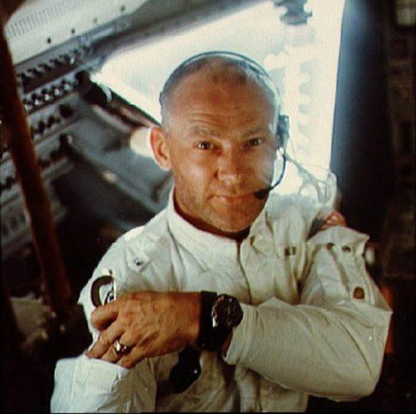 Buzz Aldrin Freemason
