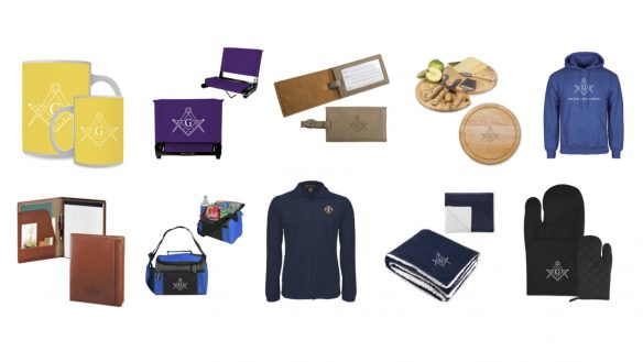 Masonic Shop Items Blog