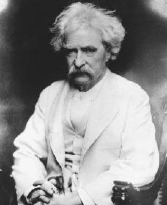 Mark Twain, famous Freemason