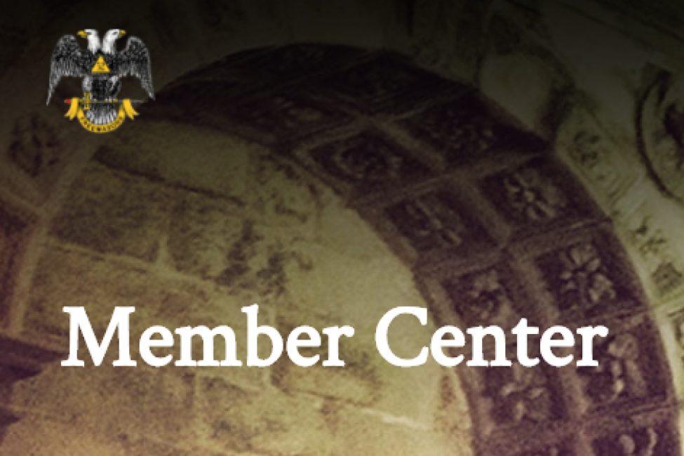 Scottish Rite Member Center