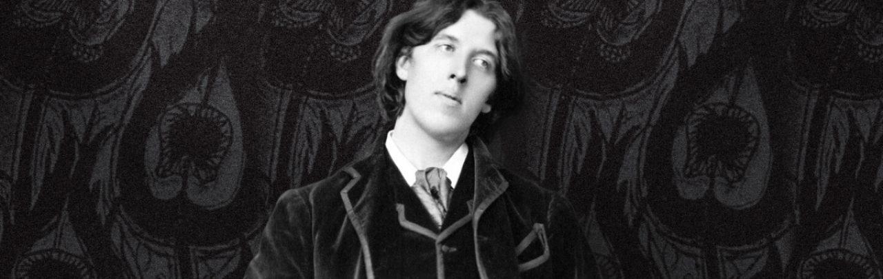 Oscar Wilde blog banner