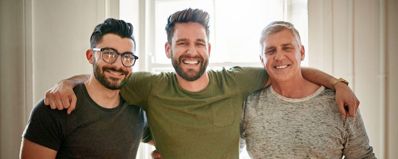 3 Happy Masons
