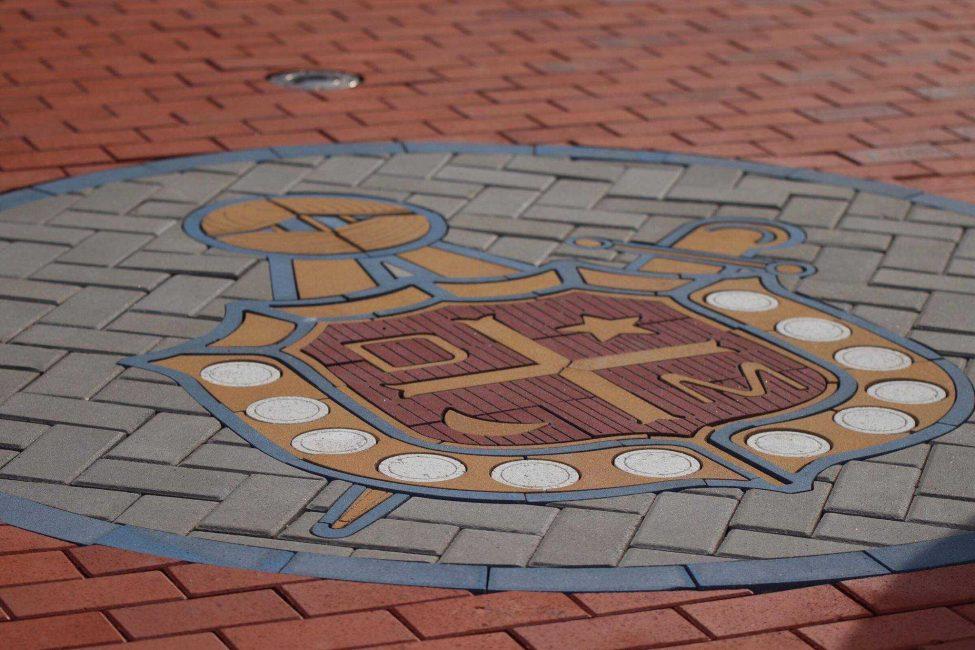 DeMolay Centennial Courtyard