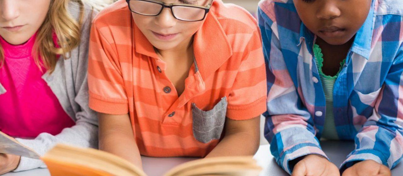 Children's Dyslexia Center students