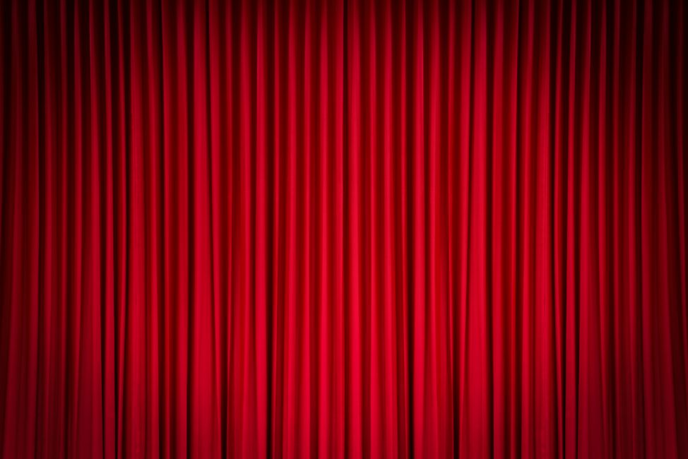 Curtain Pulled
