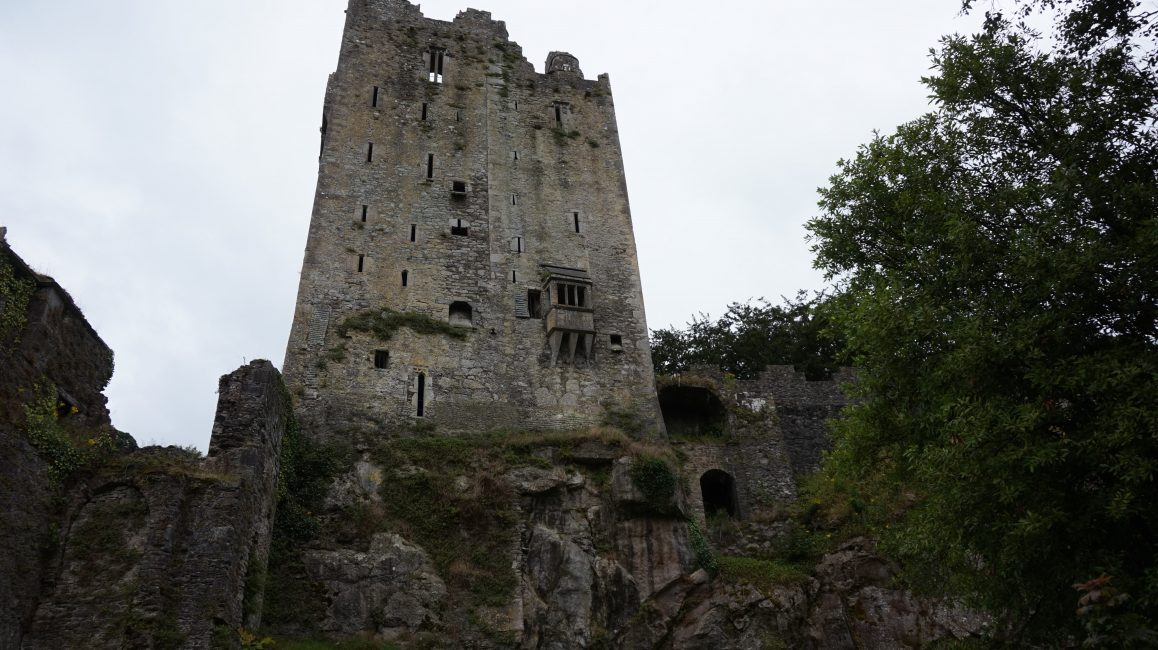 Ancient Architecture Blarney Castle 140021