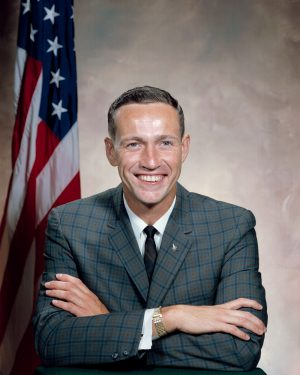 Donn F. Eisele, Freemason and Astronaut