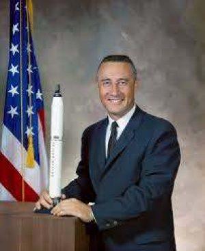 Gus Grissom, Freemason and Astronaut