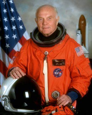 John Glenn, Freemason and Astronaut