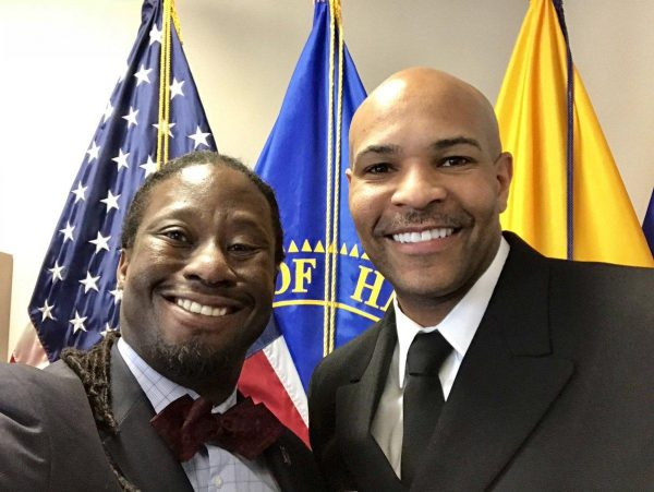 Brother E. Oscar Alleyne, 33°and Surgeon General of the United States, Jerome Adams